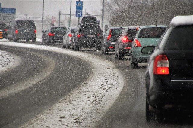 7 tipp a téli vezetéshez:
