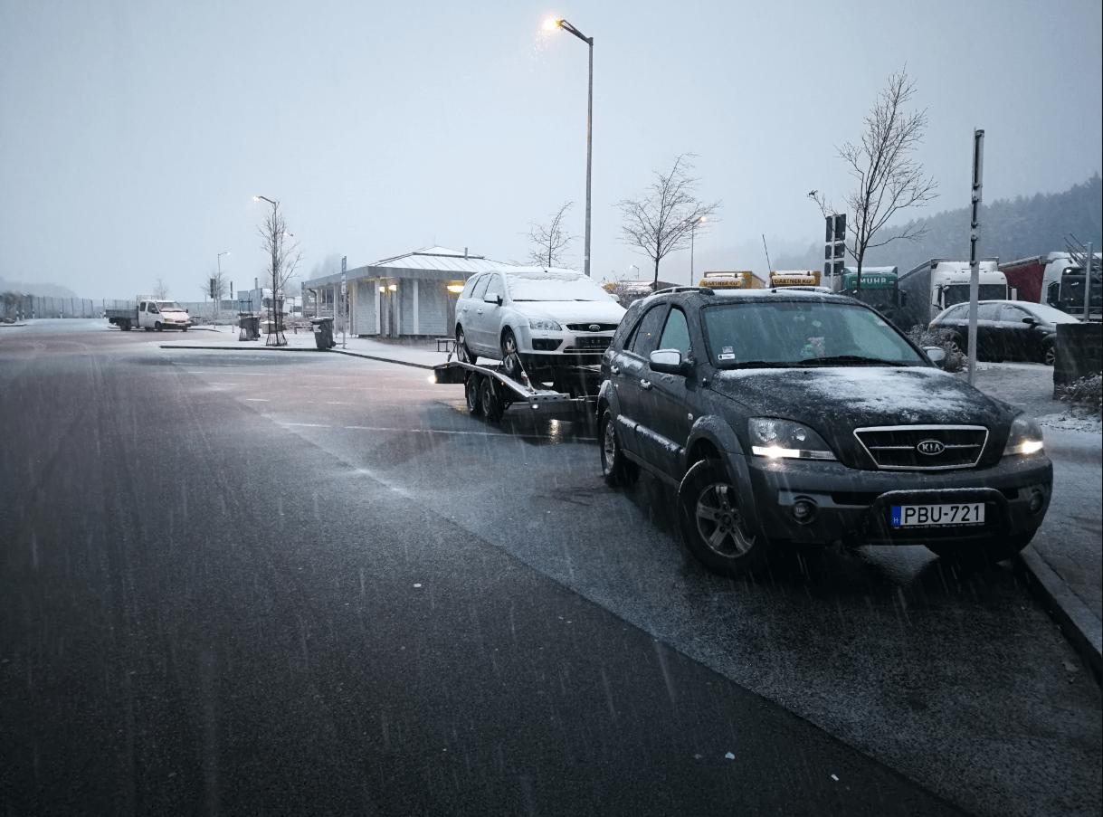 autószállítás Németország