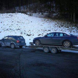 Jármű mentés Ausztria
