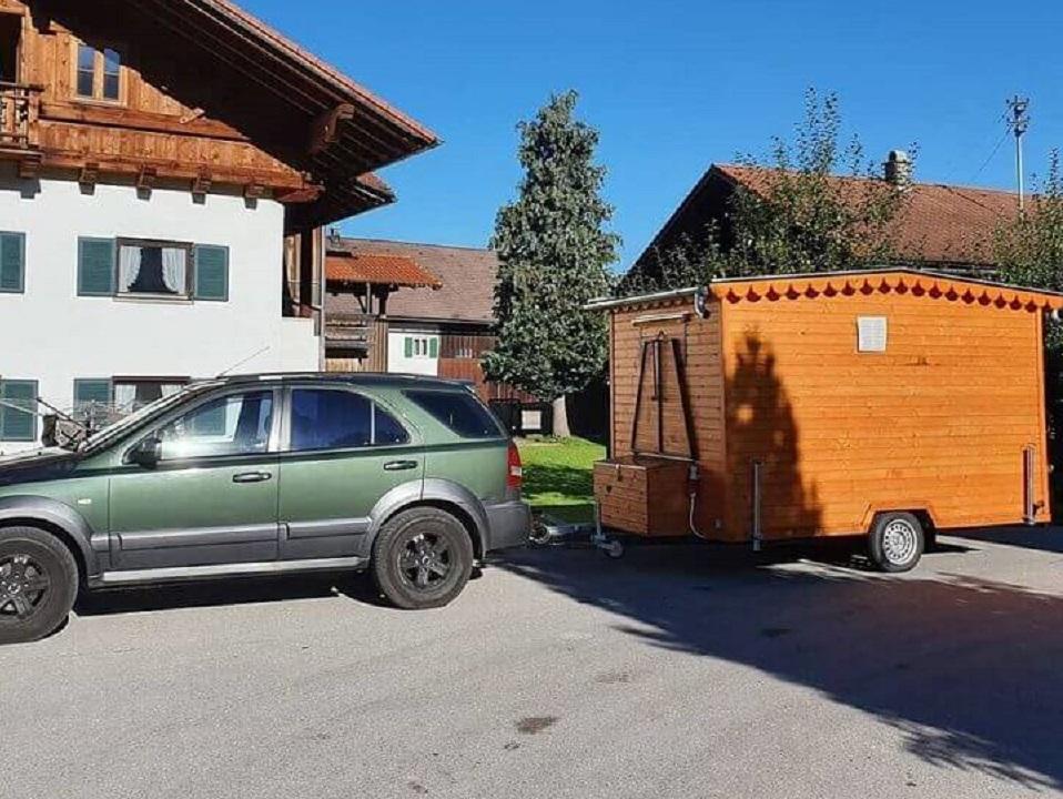 fabódé szállítás