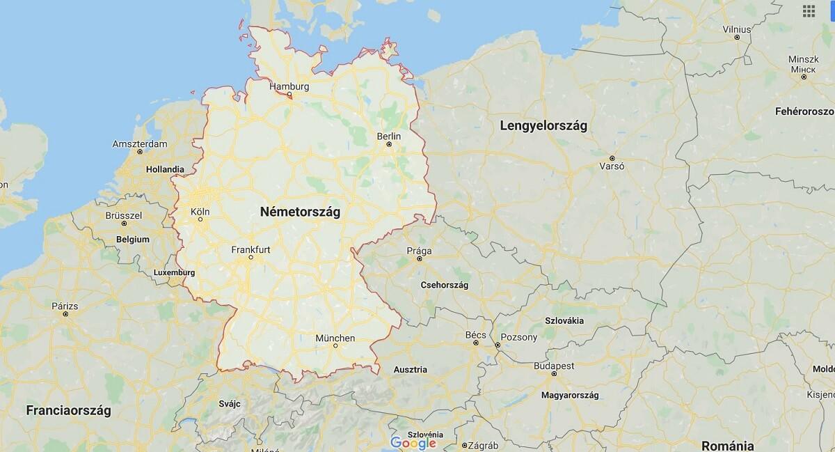 autómentés Németországból