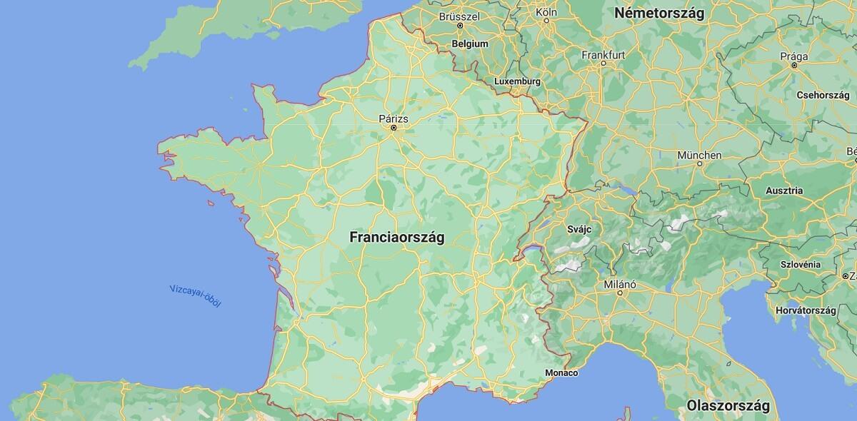 autómentés autószállítás Franciaország