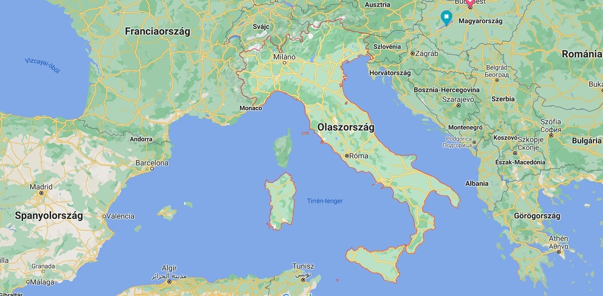 automentes autoszallitas olaszország